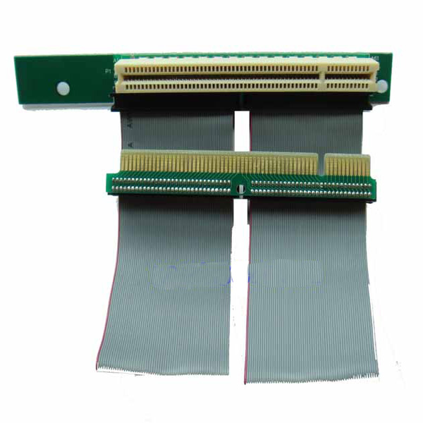 ST429B PCI 32bits riser card with high speed flexible cable (Left side inserction)
