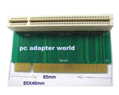 ST8007 PCI extension riser card 2U (Right side inserction)