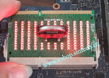 motherboard checker card